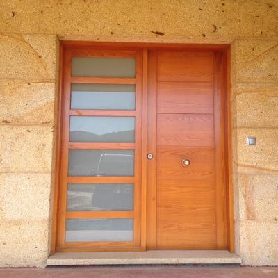 Combinación puerta