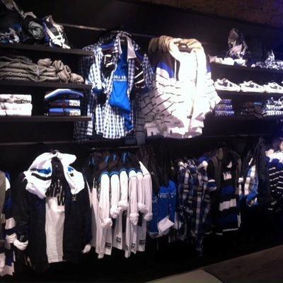 Comercio de ropa L/N