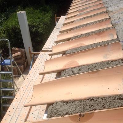 comienzo tejado