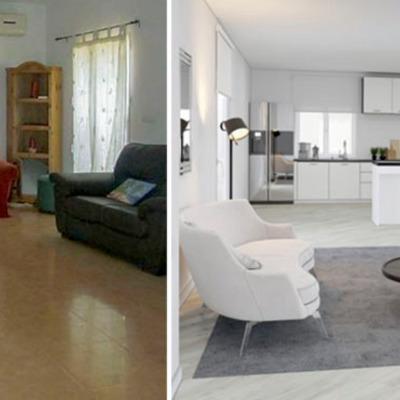 La misma casa, un nuevo hogar