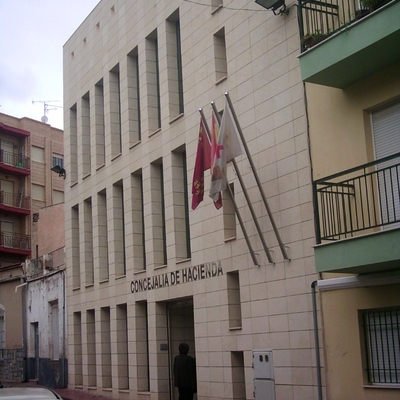 Concejalía de Hacienda. Mazarrón.