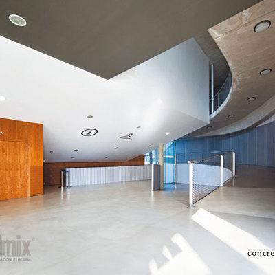 Pavimento concrete rapid mix
