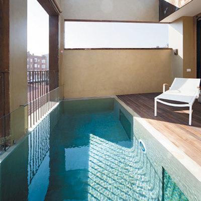 piscinas concrete rapidmix