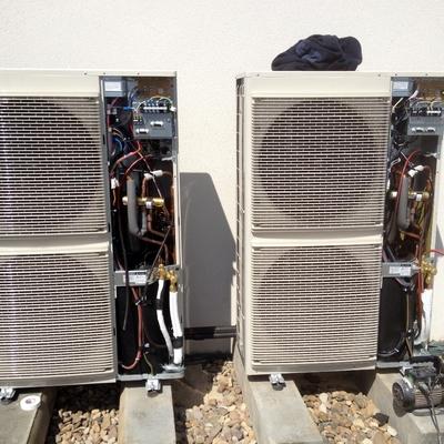 Condensadoras de aire