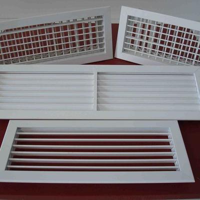 Conductos, ventilacion, rejillas