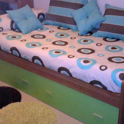 confección de ropa para la cama
