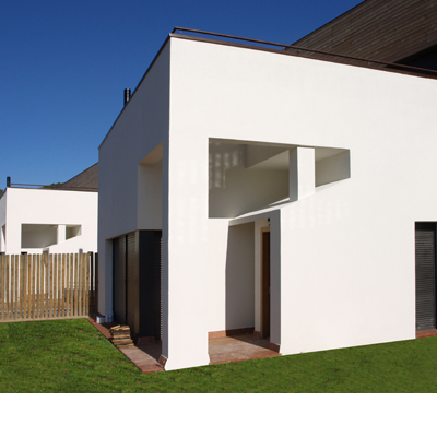 Conjunto de 3 viviendas en Tamariu