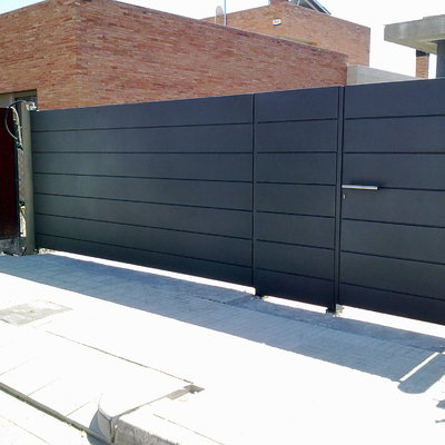 Ideas y fotos de garajes para inspirarte habitissimo for Puertas para garajes