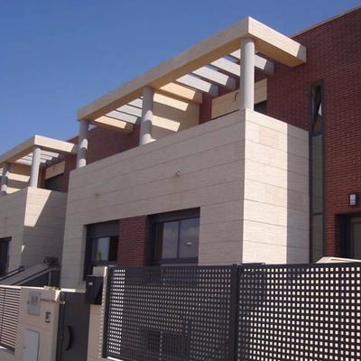 conjunto de viviendas Aldebaran