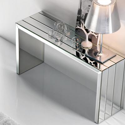 Consola de espejos