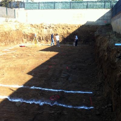 CONSTRUCCIO DE CASA UNIFAMILIAR DE 350M2