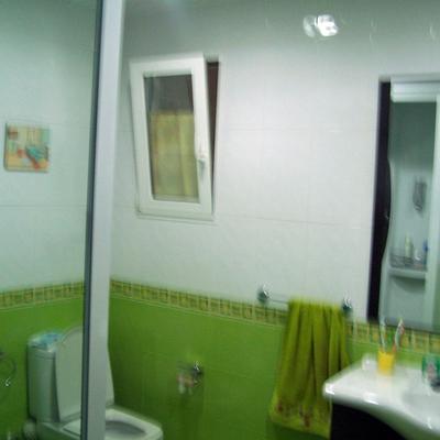 Construcción baño