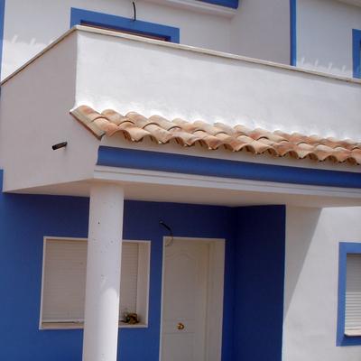 Construccion casa nueva
