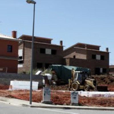 Construcción casa prefabricada en el Montseny 01