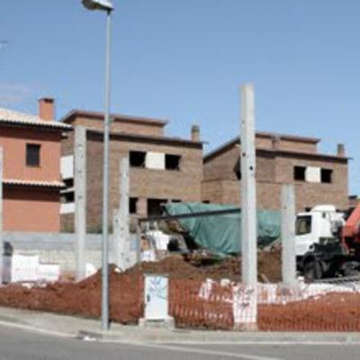 Construcción casa prefabricada en el Montseny 02
