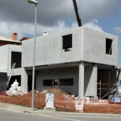 Construcción casa prefabricada en el Montseny 03