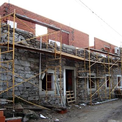 Construcción casa rural Almeida de Sayago Zamora