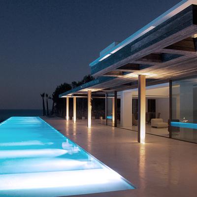 Construcción chalet (Ibiza)