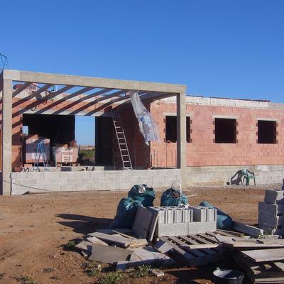 construcción chalet