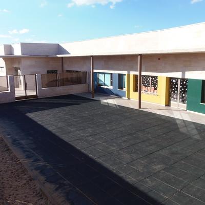 Construcción Colegio Público en Almodóvar del Campo