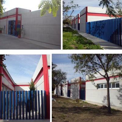 • CONSTRUCCIÓN DE AULARIO EN ZONA TEATINOS, (MÁLAGA).