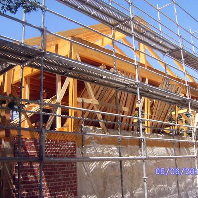 construccion de casa ecologica