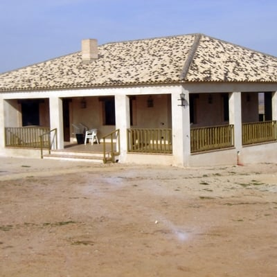 CONSTRUCCION DE CASA RURAL