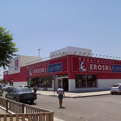 Construcción Centro Comercial Sa Pobla