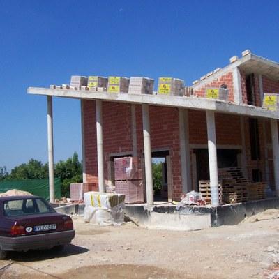 CONSTRUCCION DE CHALET EN MURCIA