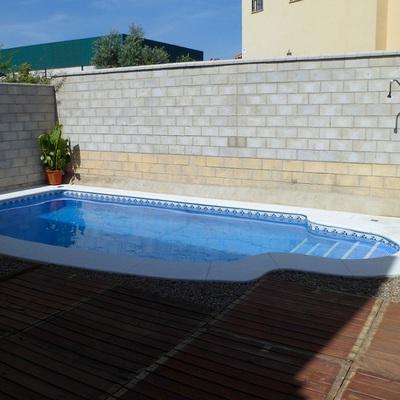piscina kaelia albaida del aljarafe On construccion de piscinas en sevilla