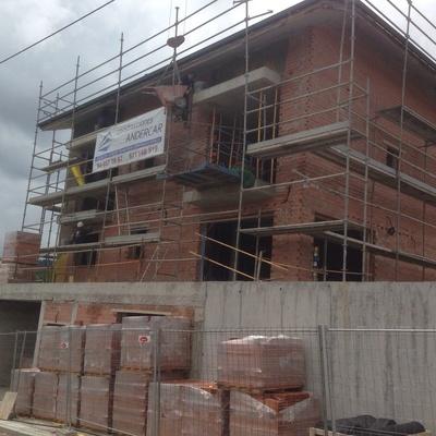 Construcción de unifamiliar en Gernika