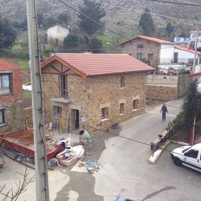 Construcción de vivienda en castro urdiales