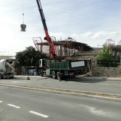 Construcción de Vivienda Unifamiliar en Villanueva del Pardillo (Urb.Las Vegas)