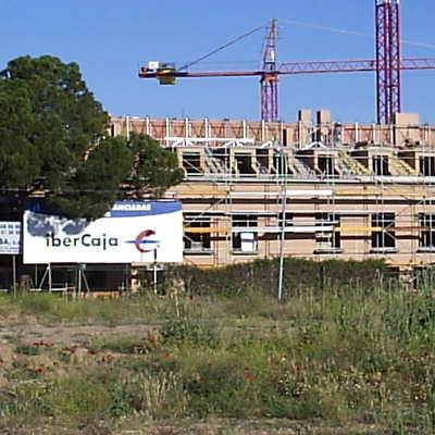 Construcción de Viviendas en Fuente Saz (Madrid)