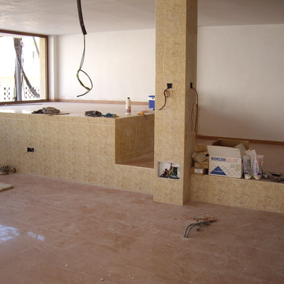 construcción en Fortuna