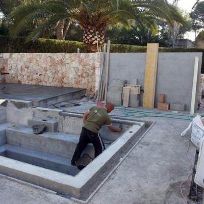 Construcción exteriores