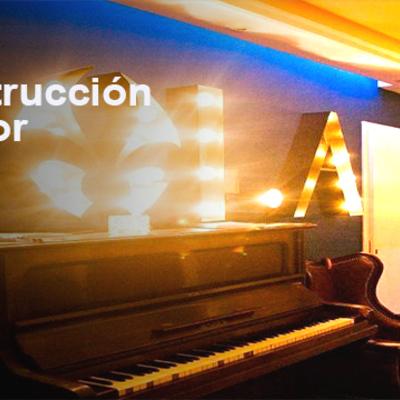 Construcción interior