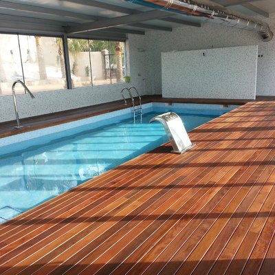 CONSTRUCCION PISCINA - SPA EN VIVIENDA UNIFAMILIAR