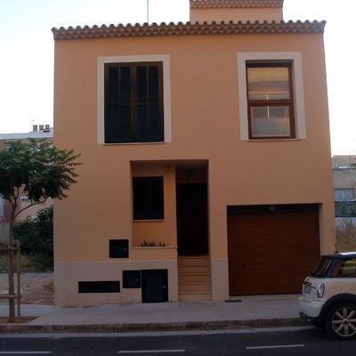 construccion vivienda en El Amanecer Palma