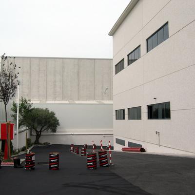 Construcción y entrega de instalaciones de Iberext