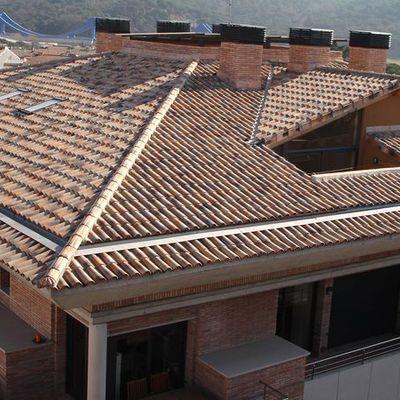Construcción y reforma tejados