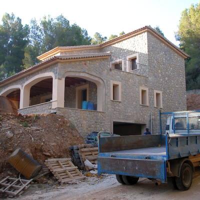 construcion vivienda en Ses Rotgetes