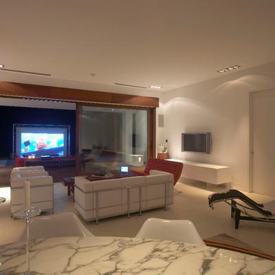 Control y Sistemas audiovisuales en vivienda