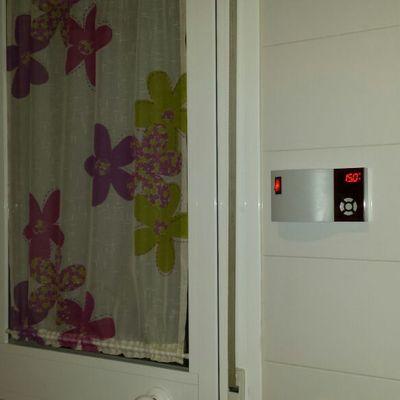 Controlador de temperatura de ACS