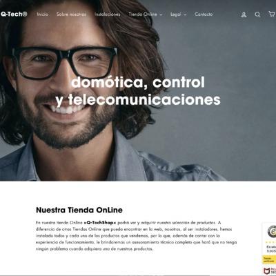 Domotica, Control y Telecomunicaciones