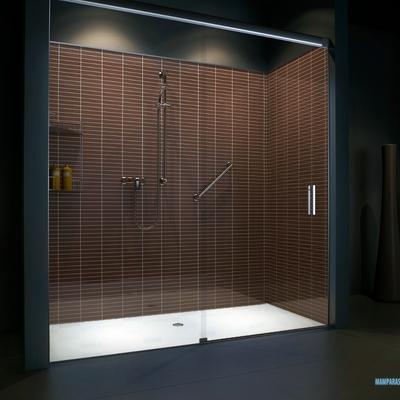 Convertir bañera en ducha chocolate