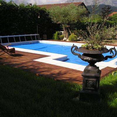 La piscina de Txaro