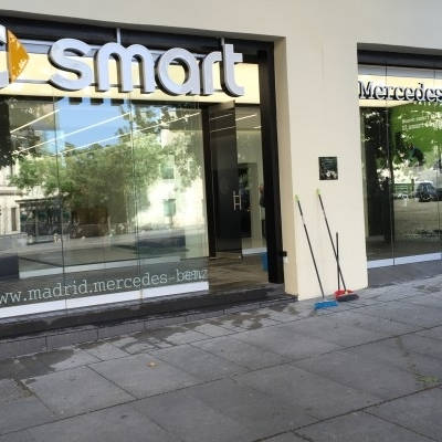 Concesionario Smart - Mercedes-Benz