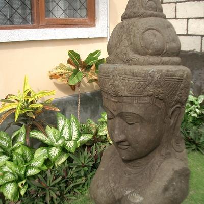 Busto de Shiva