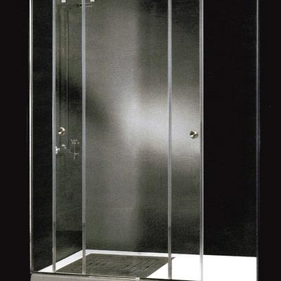 corredera ducha fijo y puerta